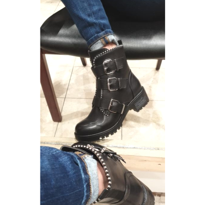 3d4f823c6a2107 Chaussure Boots femme - Stylaks